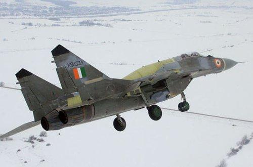 军工称印度所购米格29UPG战斗机可使用40年