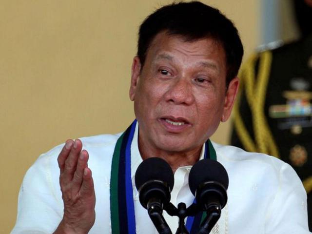 菲总统:我不去中业岛升旗是采纳了中国的建议