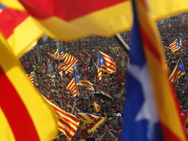 西班牙法院:加泰议会此前单方面宣布独立无效