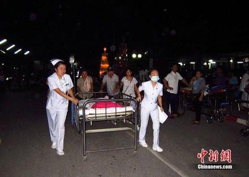缅甸7.2级地震已造成至少60人死亡90人受伤