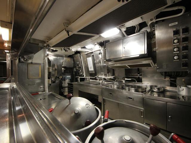 法国可畏号:世界上唯一对外开放的战略核潜艇