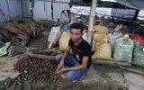 缅甸90后云南种芋头每天70块 称回国是高薪