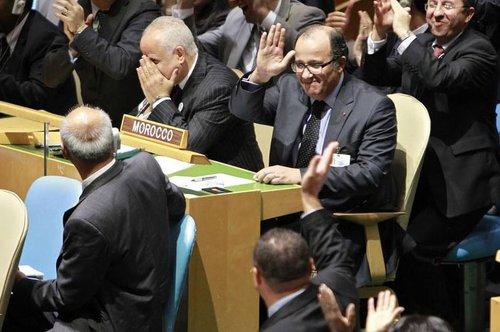 10月21日,危地马拉、摩洛哥、多哥和巴基斯坦4国当选联合国非常任理事国。