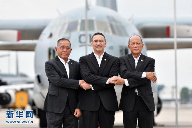 马菲印尼三国启动联合空中巡逻应对恐怖主义威胁