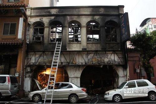 台中一民宅深夜突发大火致3死 不排除人为纵火