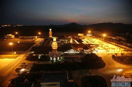 三亚凤凰国际机场2011年运送旅客1036万人次
