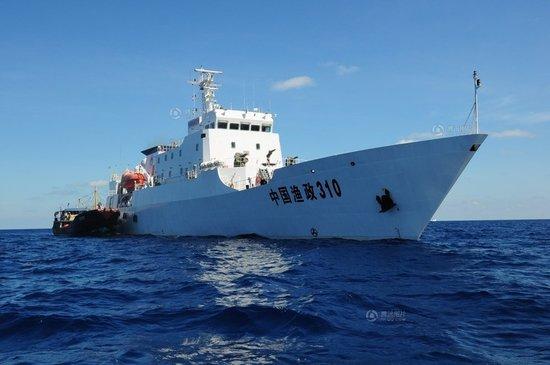 俄罗斯首次表态:反对非当事国干预南海争端