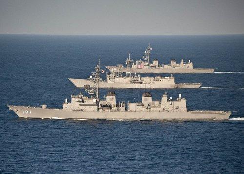 俄媒:邻国若与中国在南海开战美国将陷两难