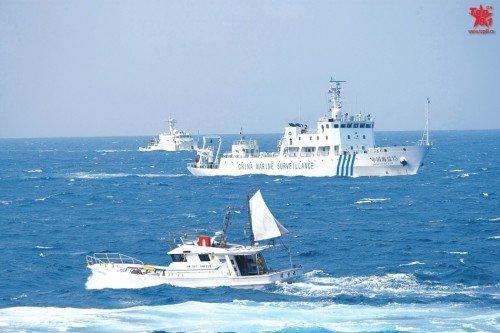 日媒称美方不支持中国有关钓鱼岛主权说法