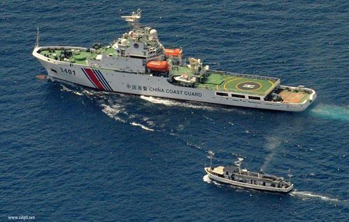 菲律宾突破中国海警船围堵 向仁爱礁运送补给