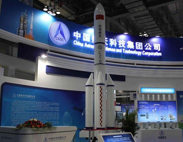 长征五号火箭完成部分关键试验 有望两年内首飞