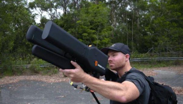 """美研发出""""反无人机""""步枪:射程超1.6公里"""