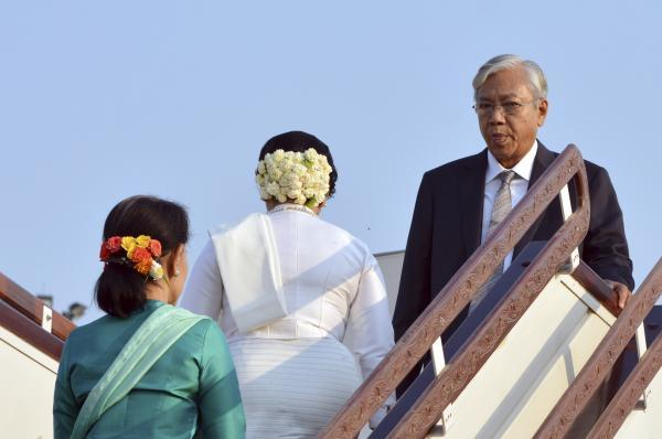 缅甸新政府首访选老挝 专家:未准备好访问大国