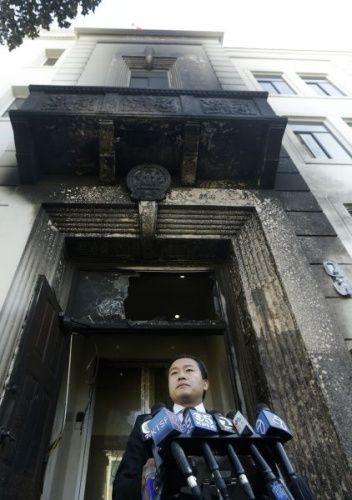 中国驻旧金山总领馆纵火案嫌疑人被抓获_新闻_腾讯网 - 自由百姓 - 我的博客