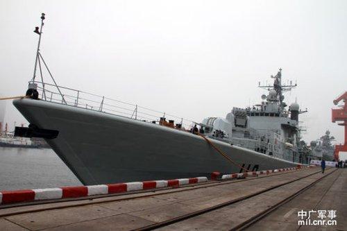 中俄军演六大课目对抗(图)