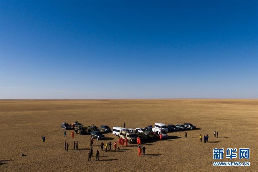 神舟十一号返回在即 主着陆场区准备就绪2016.11.18 - fpdlgswmx - fpdlgswmx的博客