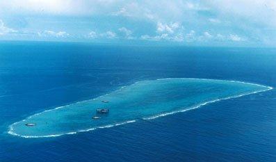 """日本""""冲之鸟""""图谋若得逞 可阻中国战舰进出大洋"""
