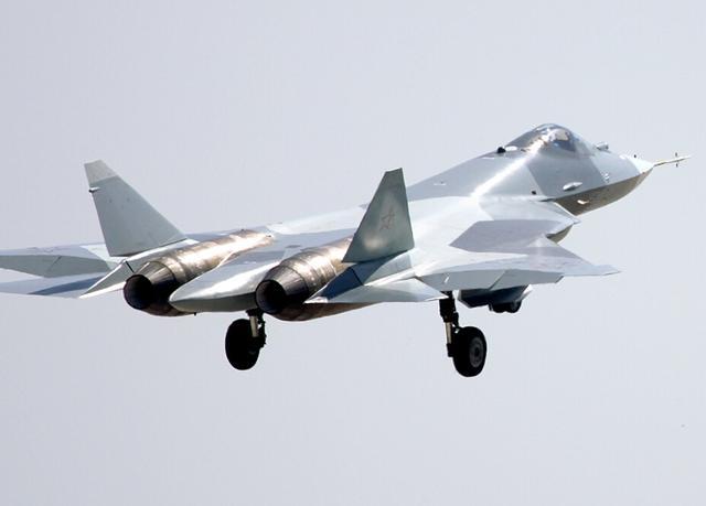 俄罗斯开始研制第六代战斗机 使用复合材料