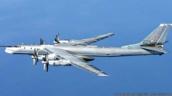 美军高官:俄轰炸机多次飞近美国本土和关岛