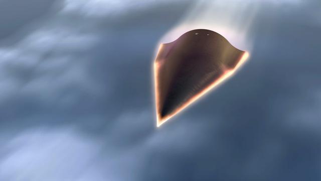 美称中国高超音速武器能打到关岛 可携核弹头