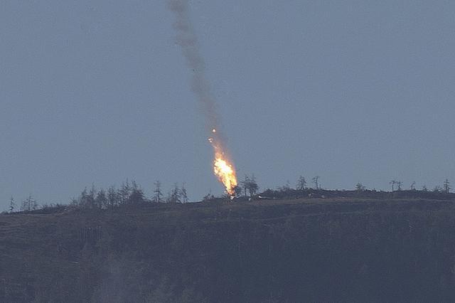 普京访土耳其促双边关系复苏 土去年曾击落俄战机