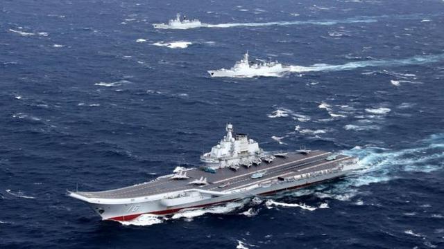 日媒称中国航母迟早会挺进东太平洋 威胁美国近海