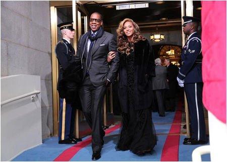 Jay-Z 与碧昂丝(Beyonce)