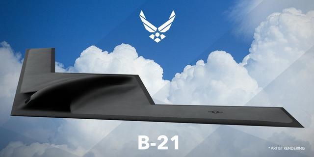 美媒:美B-21轰炸机可突入中国西部轰炸军事设施