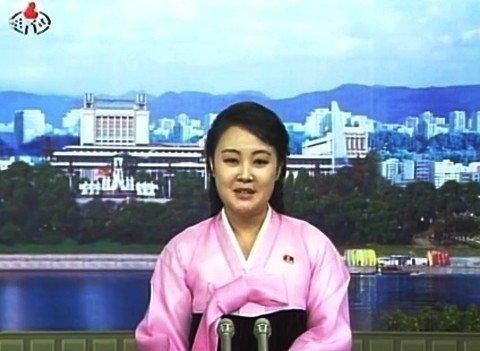 朝鲜中央电视台启用新女主播 李春姬被换下(图)
