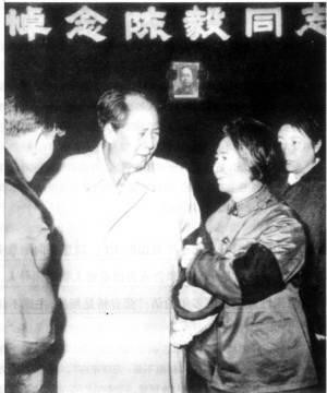 陈毅对毛泽东独断专行不满:不敢保证不反对他