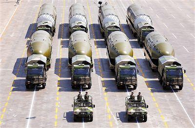 核导弹第二方队