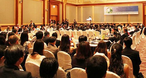 第三届亚洲3R区域论坛于新加坡召开