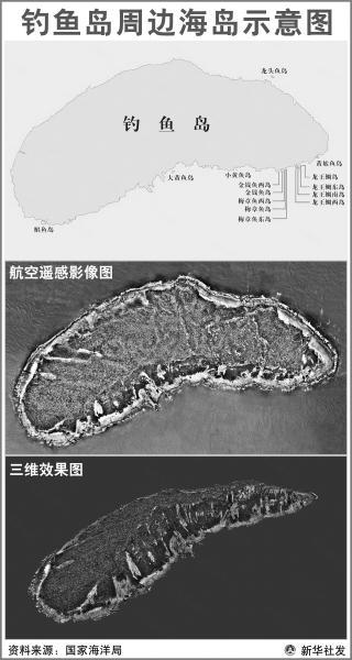 日本对我国岛屿擅自命名 媒体称日本胃口颇大