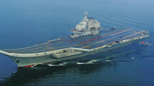 纯属谣传:辽宁号被乌克兰爆破发动机切割主轴