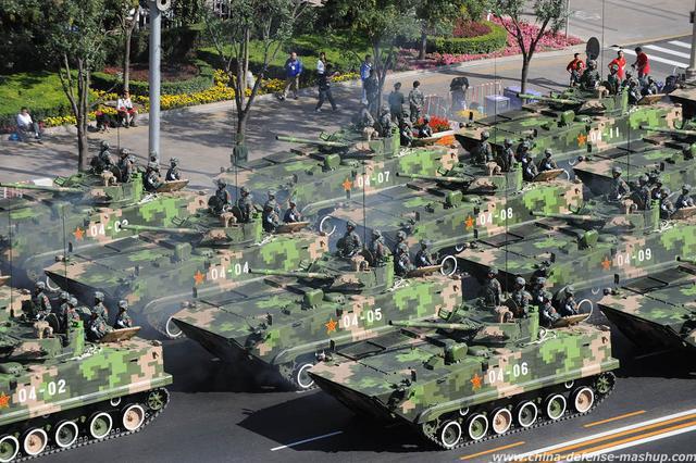 十三五规划建议:2020年基本实现军队机械化