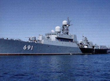 """俄海军装备的11661""""猎豹""""轻型护卫舰"""