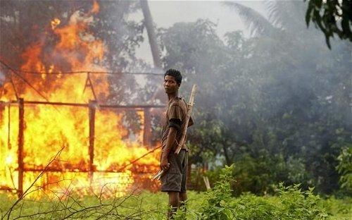 英国将向缅甸提供军事培训 助其解决国内冲突