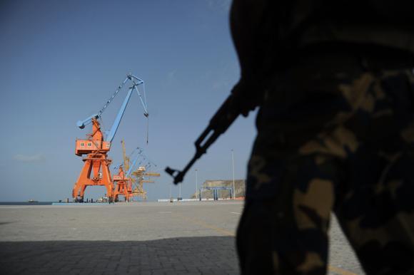 印度情报机构颠覆中巴瓜达尔港项目 巴铁军方出手