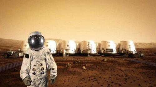 火星移民计划确定百人候选名单 4名华人入围