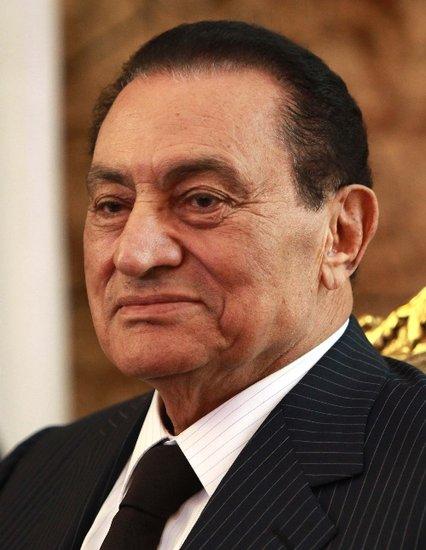 窃国者穆巴拉克:家族净资产至少50亿美元