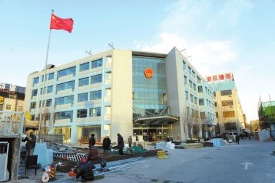 北京月底成立四中院 跨行政区划审理重大案件
