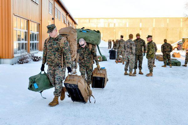 挪威将延长美国军队驻扎期限 俄罗斯强势回应