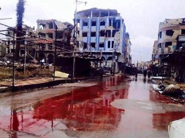 伊朗官方:在叙利亚阵亡军事顾问和志愿军已超1000人