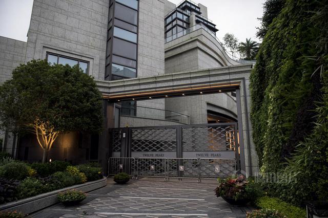 香港山顶豪宅每平米售价188万港元 打破亚洲纪录
