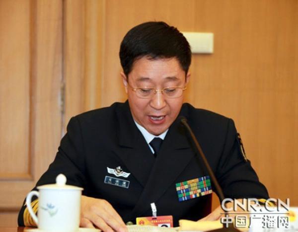 海军少将阎保健病逝详情:临终前登潜艇码头