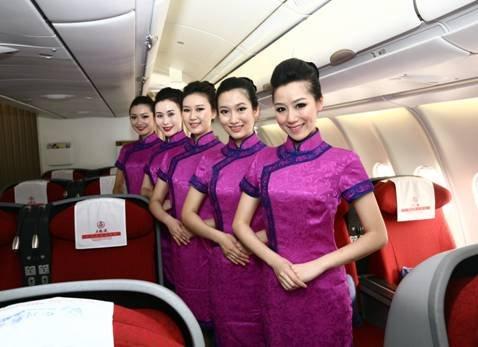四川航空将正式把旗袍纳入空乘制服序列(图)