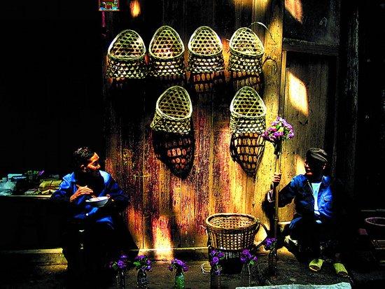 中山古镇:时光雕刻的生活