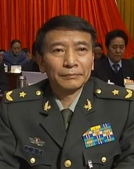 西藏军区司令员许勇晋升中将 曾参加中越战争