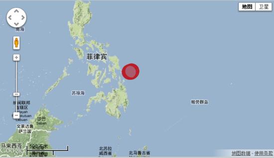 2012年8月31日菲律宾附近海域7.9级地震发布海啸预警_薇依时尚网