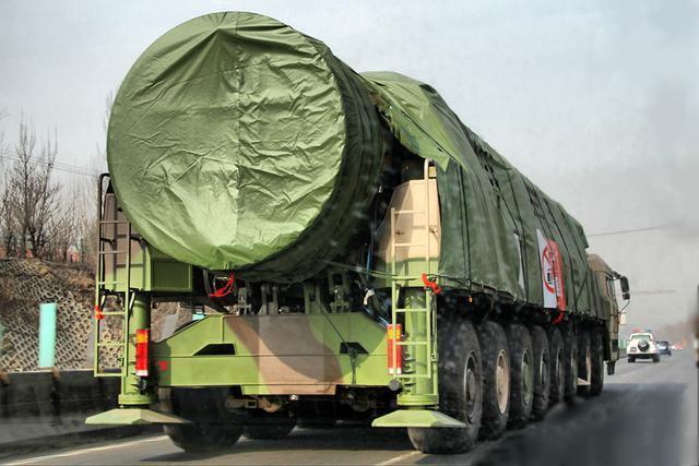 外媒:中国东风41洲际导弹今年将服役